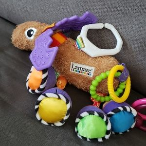 $3 add-on Item | Lamaze moose baby toy